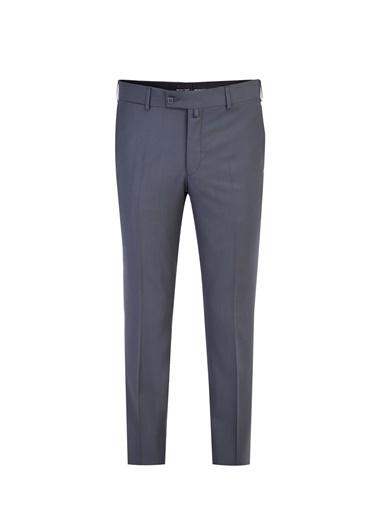 Kiğılı Klasik Pantolon Füme